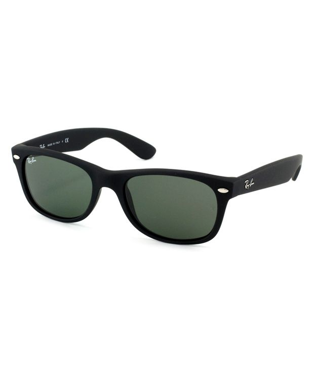 buy wayfarer sunglasses  Ray-Ban Green Wayfarer Sunglasses (RB2132 622 52-18) - Buy Ray-Ban ...