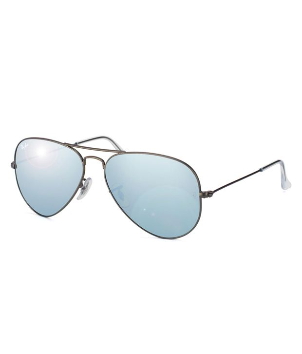 rb 3025 rayban  Ray-Ban Silver Aviator Sunglasses (RB3025 029/30 58-14) - Buy Ray ...