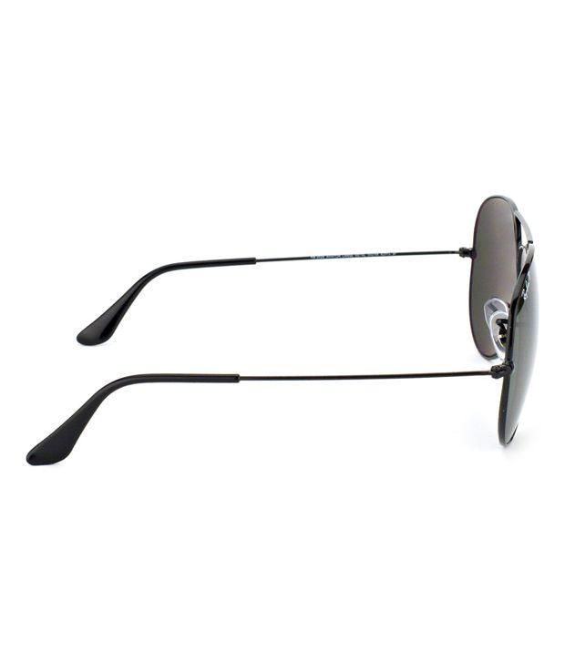 2314763e0f Ray-Ban RB3025 002 Medium Size 58 Aviator Sunglasses - Buy Ray-Ban ...