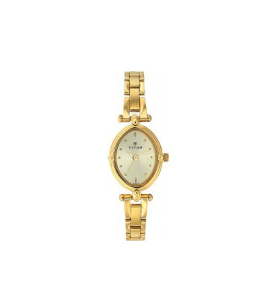Titan Watches Price List For Women