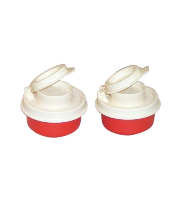 Tupperware Mini Smidgets Red amp White Plastic Salt N Pepper  : Tupperware Mini Smidgets Red White SDL351501959 1 aca23 from www.snapdeal.com size 620 x 726 jpeg 18kB