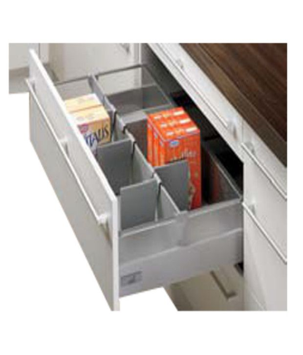 buy hettich inno tech orga store classic organiser system online at low price in india snapdeal. Black Bedroom Furniture Sets. Home Design Ideas