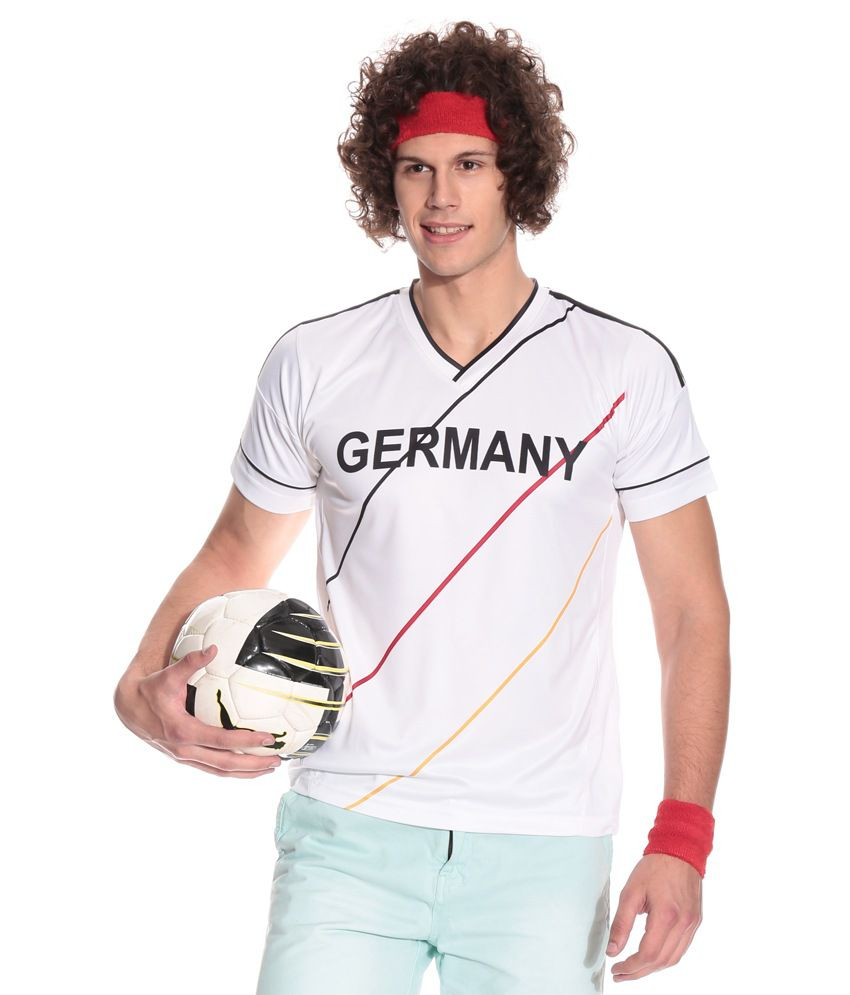 Germany National Football Team Fan Jersey - Buy Germany National Football  Team Fan Jersey Online at Low Price in India - Snapdeal 1eb2f83be