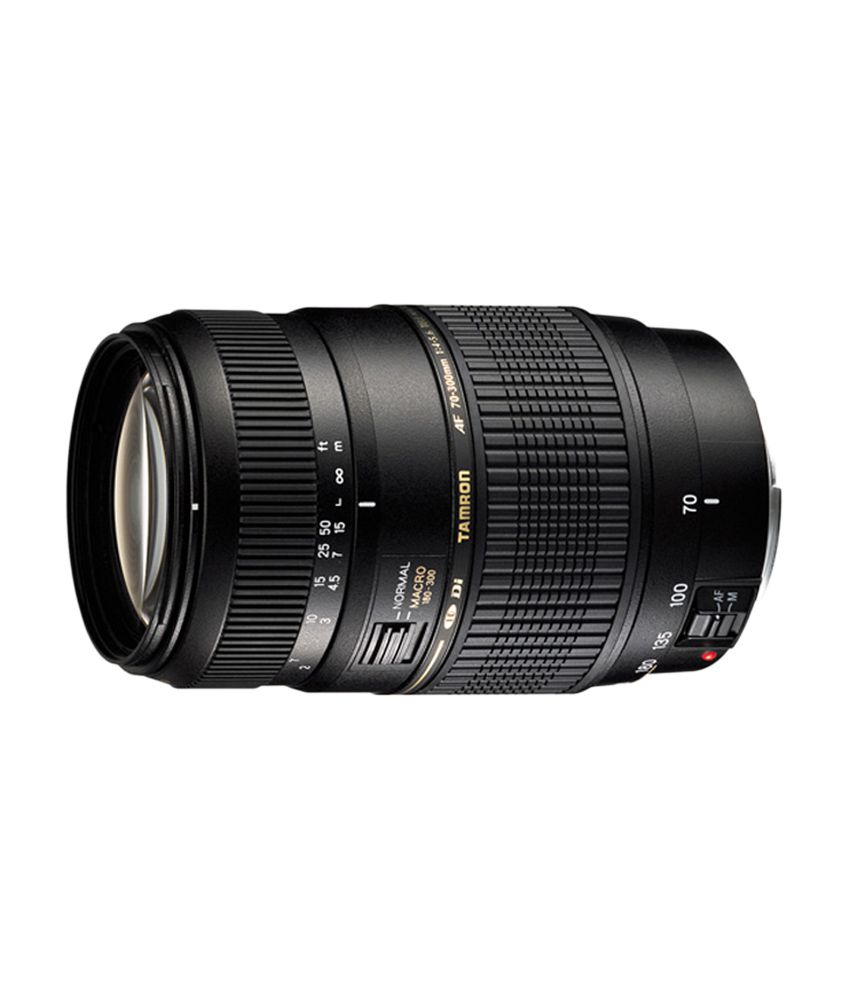 Tamron Zoom Tamron A17 AF 70-300 mm Nikon DX LensTamron Lens + 62MM UV Filter