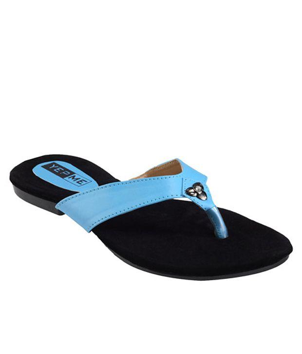 Yepme Blue Flat
