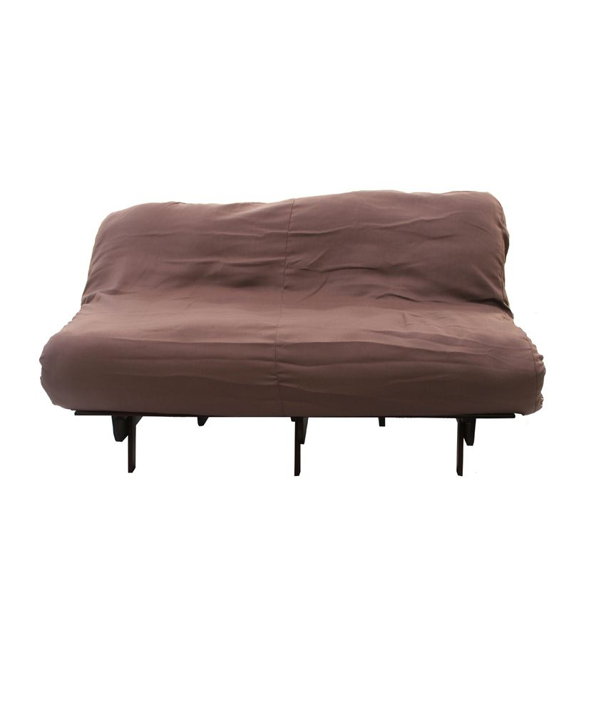 Cosmos homes double seater futon sofa cum bed best price for Sofa bed price in india