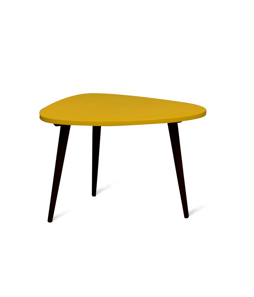 Hobbit Side Table Yellow