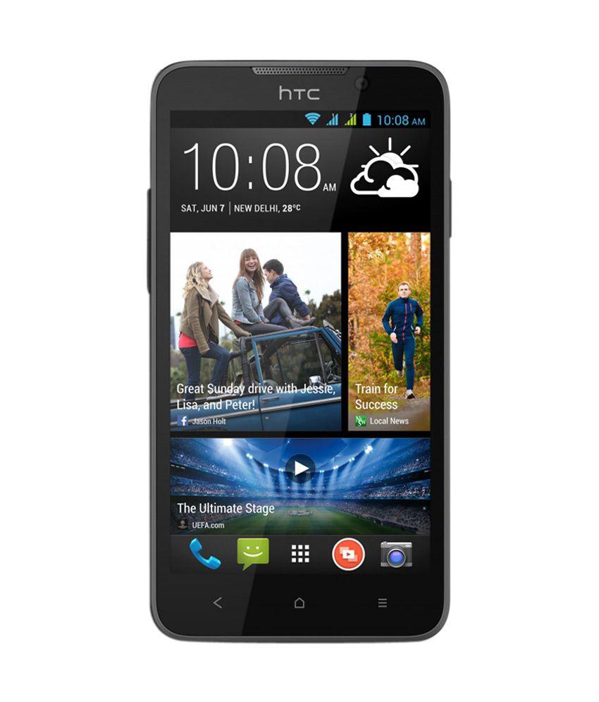 HTC Desire 516 4 GB Grey Mobile
