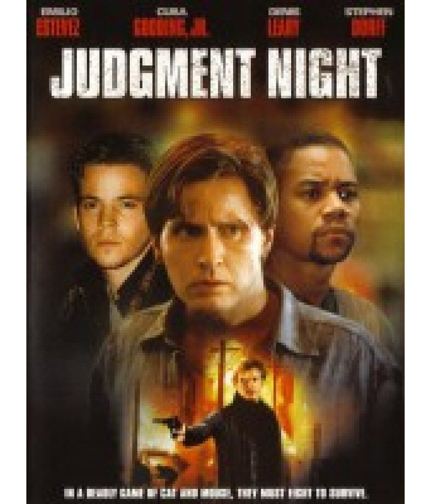 Sony Judgement Night Hollywood Movies Dvd: Buy Online at Best Price