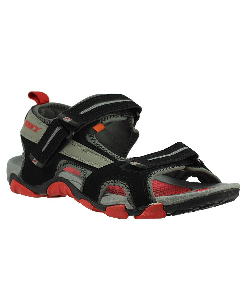 043922f27 Sparx Black Floater Sandals - Buy Sparx Black Floater Sandals Online at Best  Prices in India on Snapdeal