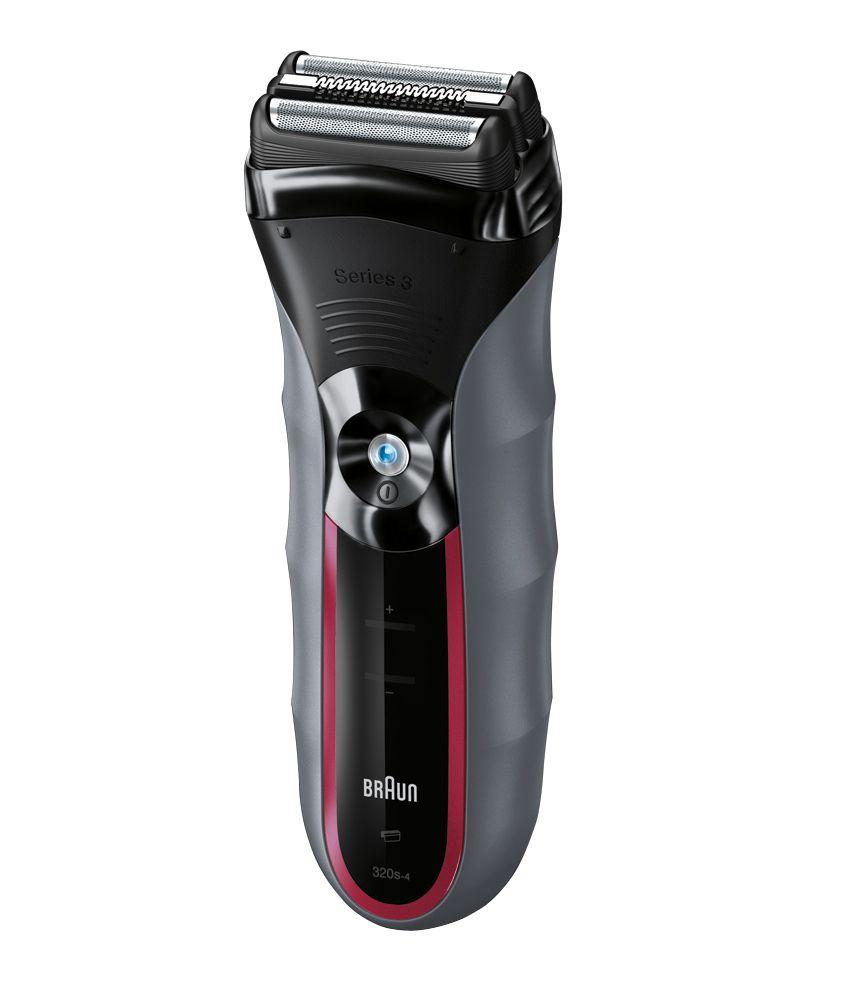 Braun 320 Shaver Black: Buy Braun 320 Shaver Black Online