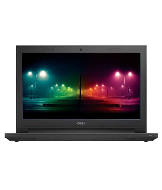 Dell Inspiron 15 3542 Laptop (4th Gen Intel Core i3- 4GB RAM- 500GB HDD-  39 62cm (15 6)- Windows 8 1) (Black)