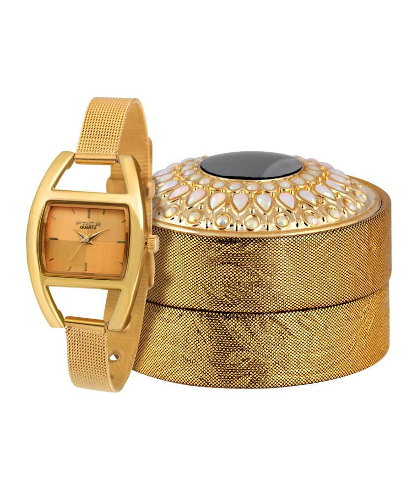 5334014bdec Foce Ladies Watch Price in India  Buy Foce Ladies Watch Online at Snapdeal