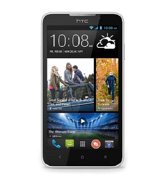 HTC ( 4GB and Below , 1 GB ) White
