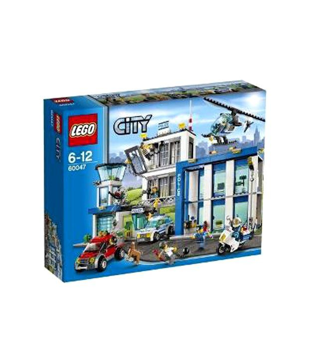 Walmart Toys For Boys Legos : Lego police station construction sets buy