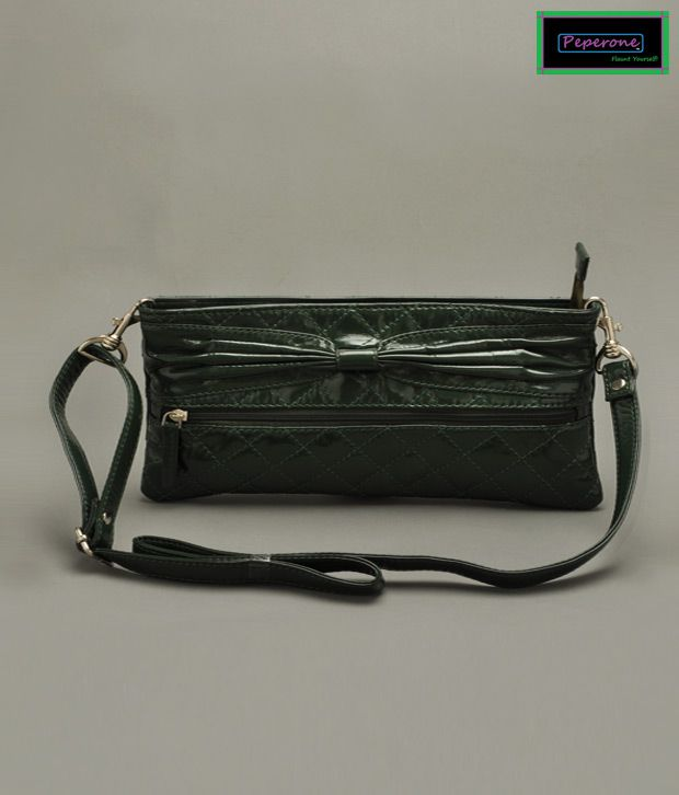 Peperone Chilly Green Sling Bag