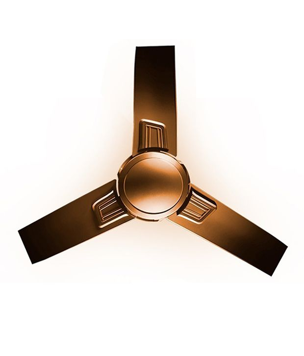 Usha Ex3 Ceiling Fan Tangerine Price In India