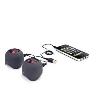 Dbest London PS4003BT-RB Wireless Bluetooth Mini Speaker