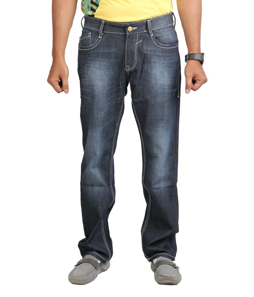 Bull Fighter Spain Jeans - Narrow Fit - Fade Blue Colour