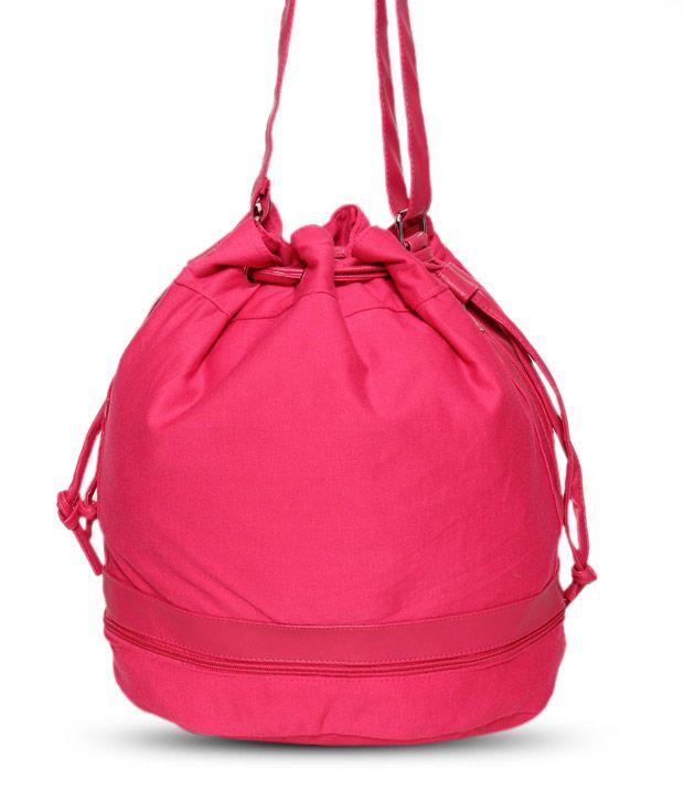 Cyndrella Ravishing Red Handbag