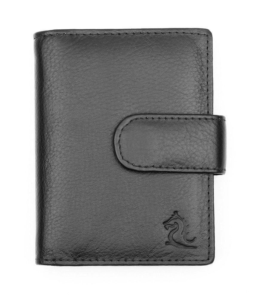 Kara 9030 Black Card Holder