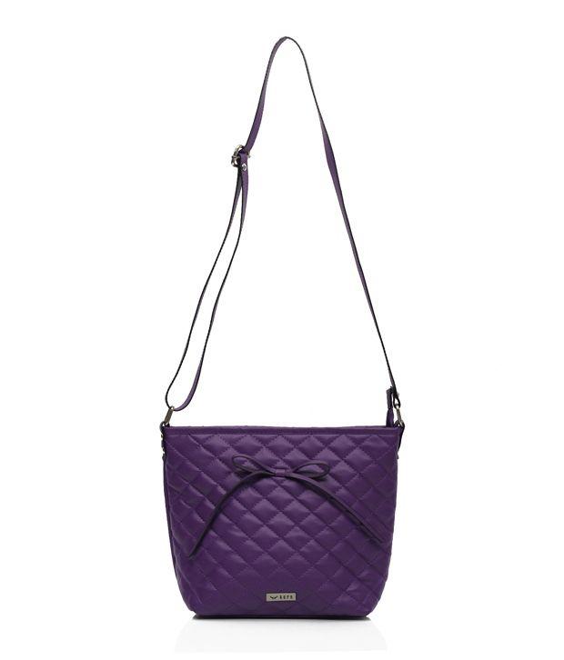 Bern BR4149P Purple Sling Bags