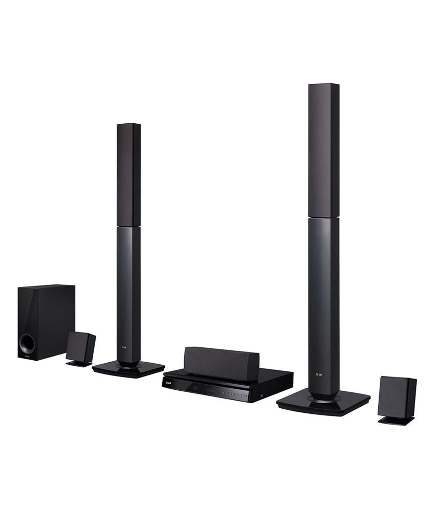 Aliexpress Com Buy Home Theater 3d Beamer Projetor Lcd: Buy LG BH6440P 5.1 Channel 3D Blu Ray Home Theatre System