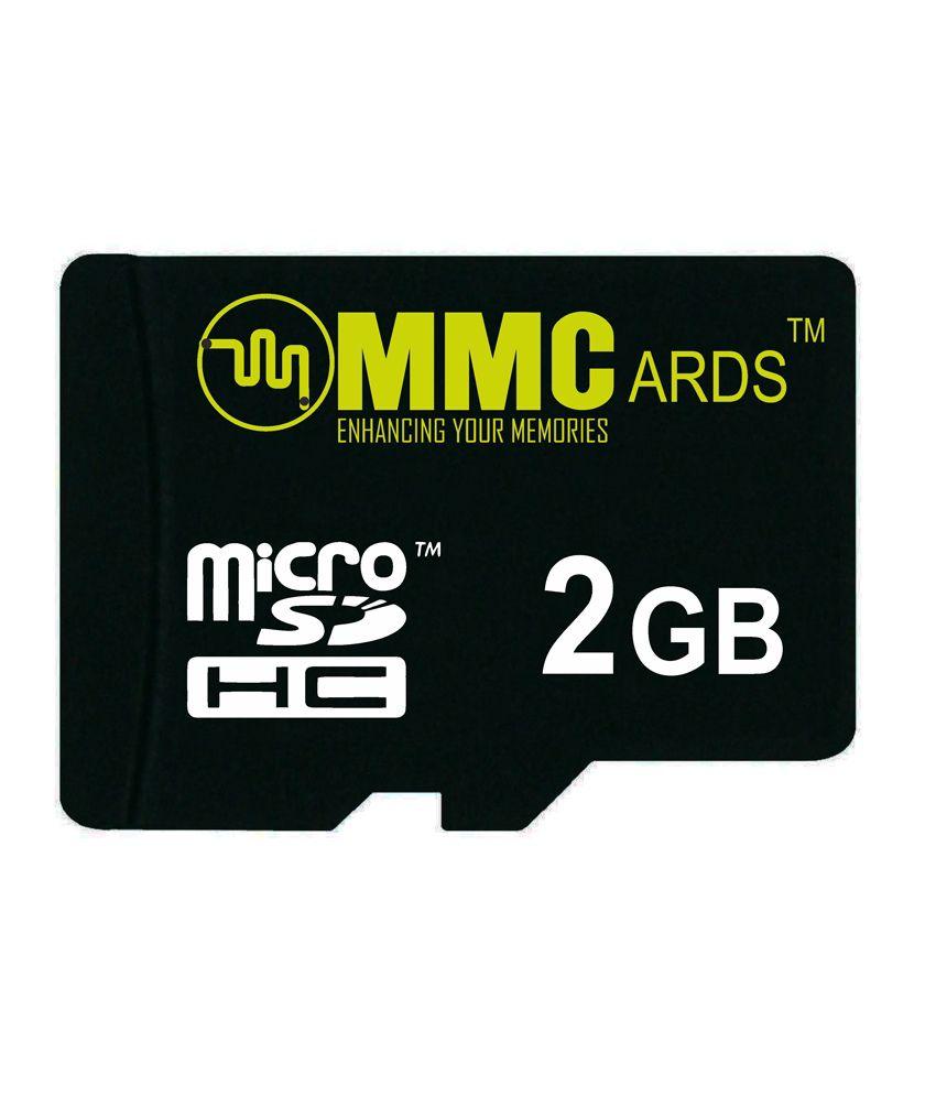 Mmc Memory Card 2gb