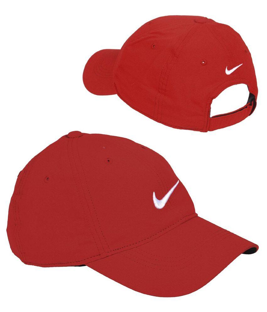 91cc5a26b Puma Caps Black , Nike Caps Red Unisex