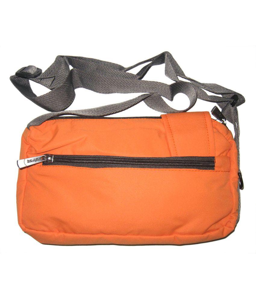 Viras Levis Sling Bag (Orange) - Buy Viras Levis Sling Bag (Orange ...