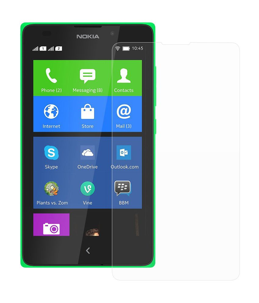 Nokia XL Clear Screen Guard by Ostriva