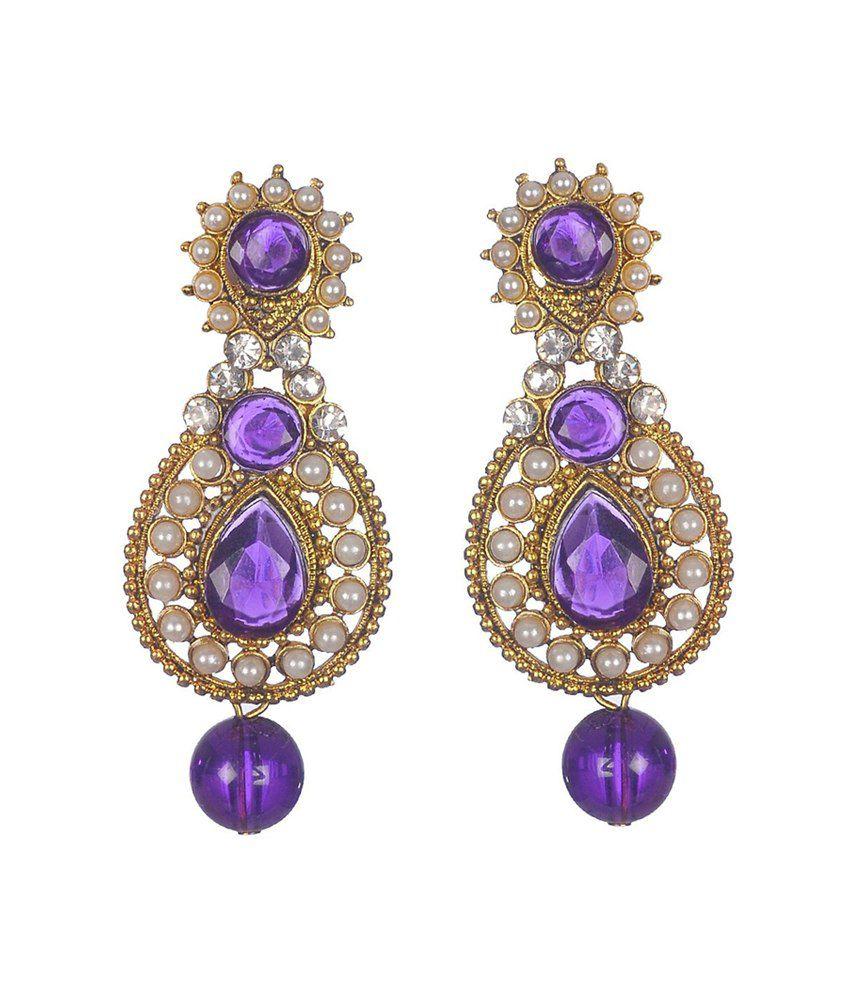 Sp Jewellery Fashionable Earrings