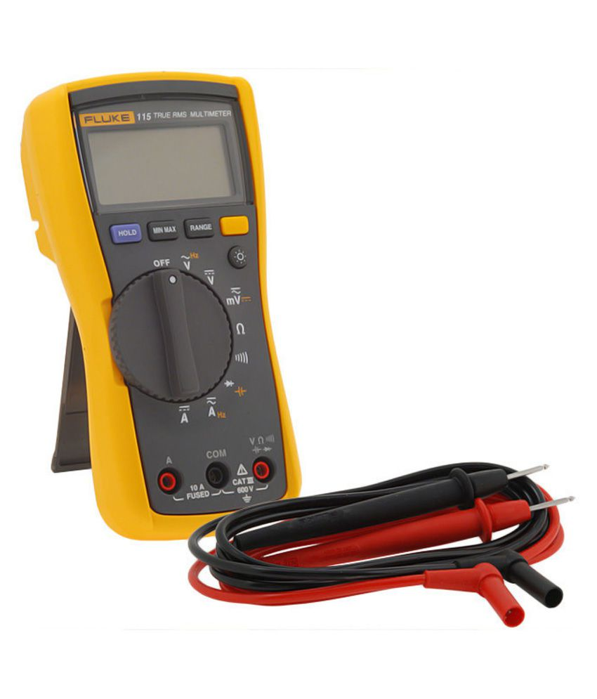 Fluke 115 Multimeter : Fluke digital multimeter buy