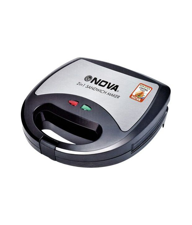 Nova-2-In-1-Sandwich-Maker