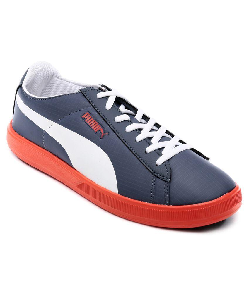 puma archive lite. Puma Archive Lite Lo Ripstop Grisai Sneaker 1