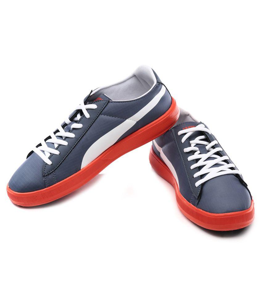 puma archive lite. Puma Archive Lite Lo Ripstop Grisai Sneaker