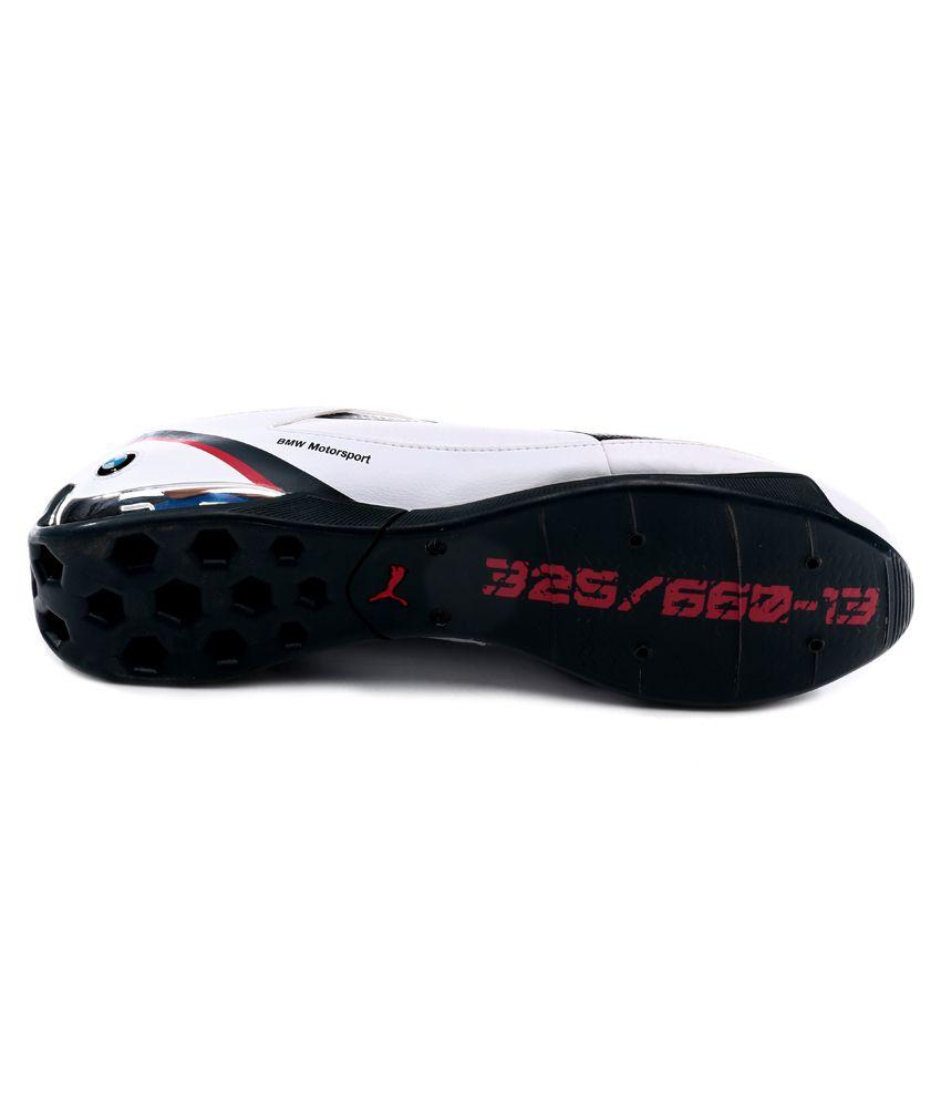 Zapatos De Los Deportes De Motor Puma Bmw Precio En La India 978LAEn