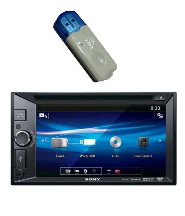 Sony - XAV 65 - 6 1 Inch Touch Screen Monitor + USB Bluetooth Stereo  Connect Audio Dongle