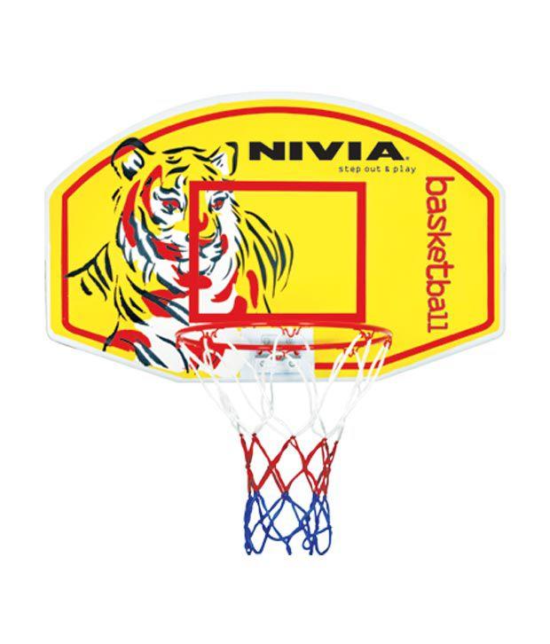 Nivia Bb-536 Basketball Backboard (BB-536)