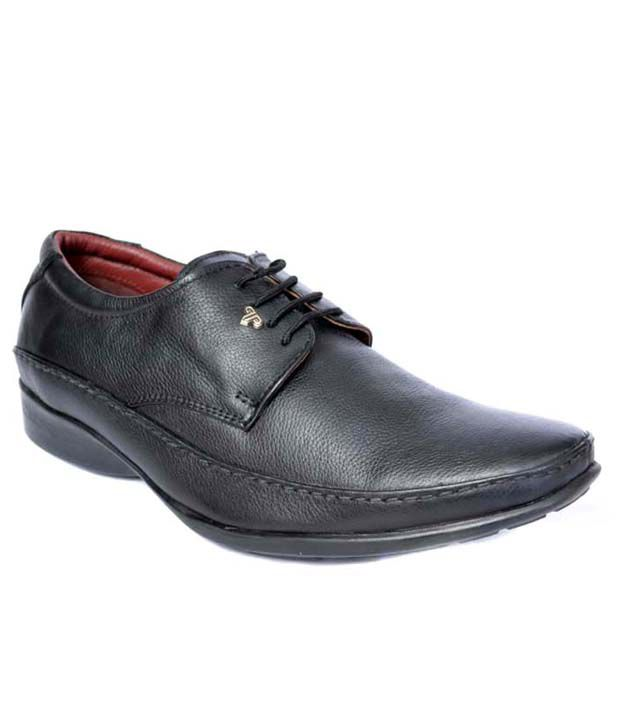 Provogue Black Formal Shoes ...