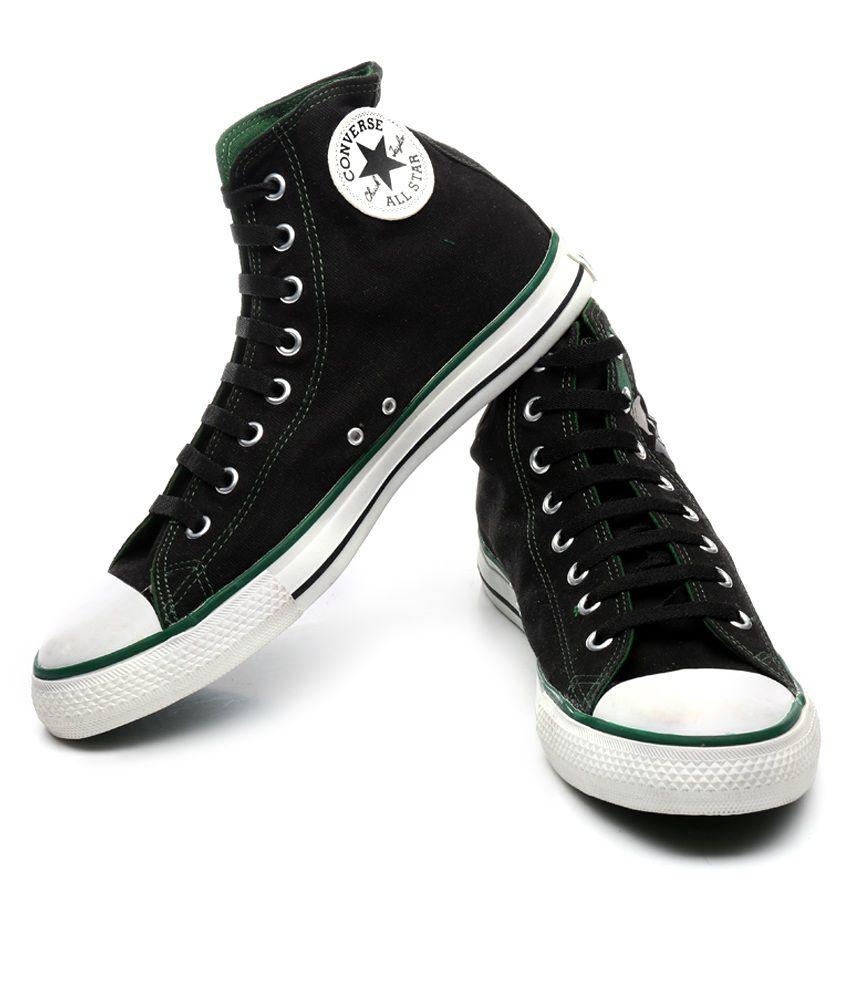 Buy Converse Black Casual Shoes Online