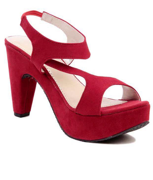 Ten Fabulous Red Heels