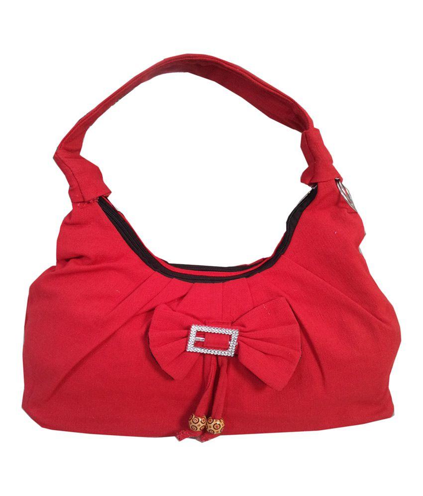 Ravish Fancy Cotton Ladies Shoulder Bag - Buy Ravish Fancy Cotton ...