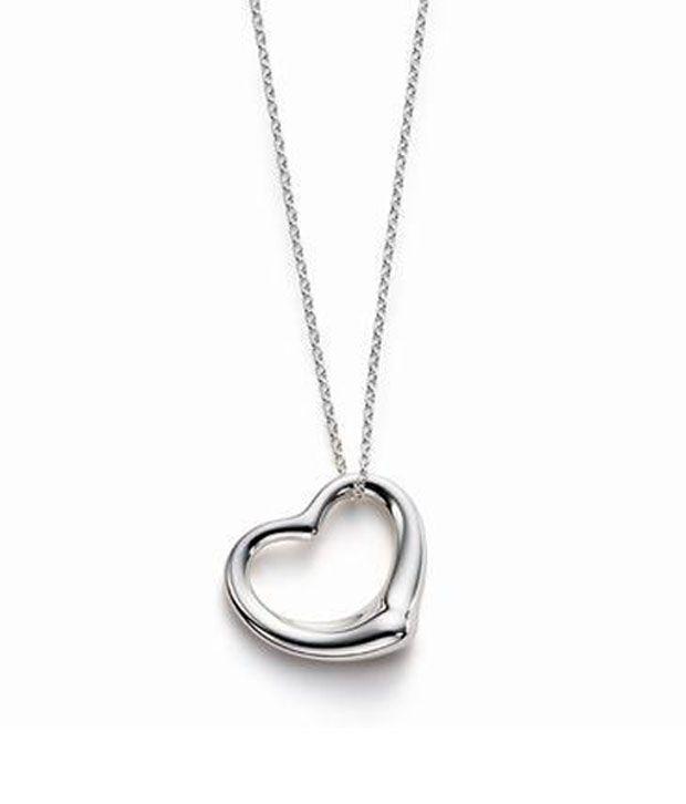 Cara simple heart pendant buy cara simple heart pendant online in cara simple heart pendant aloadofball Gallery