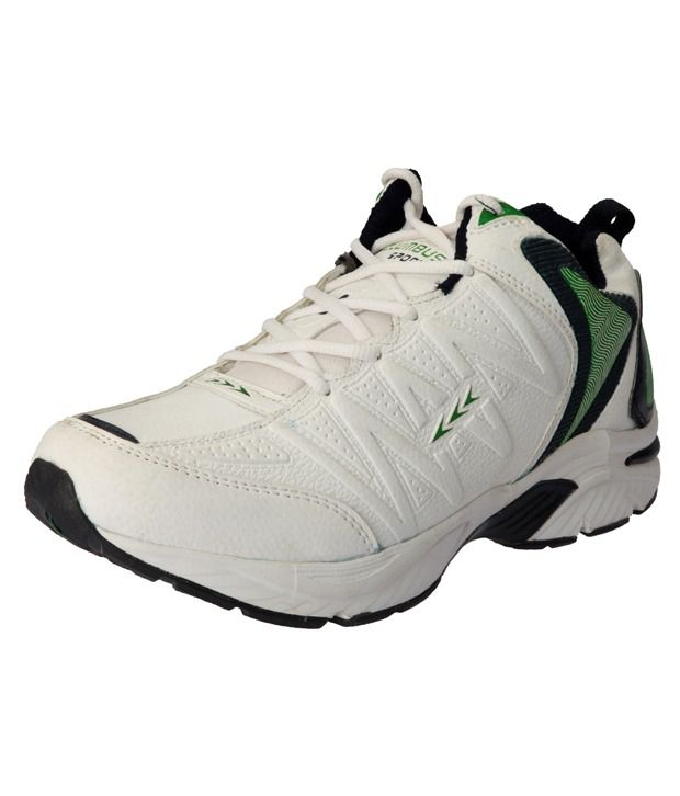 Columbus Green Sport Shoes