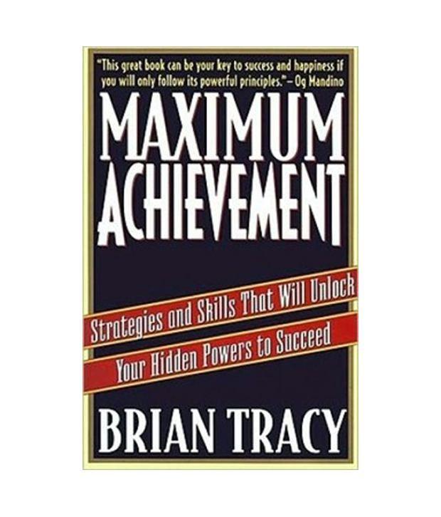 maximum achievement brian tracy pdf free download