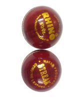 Rhino Xtreme Sports - Streak Soft Leather Cricket 6 Balls