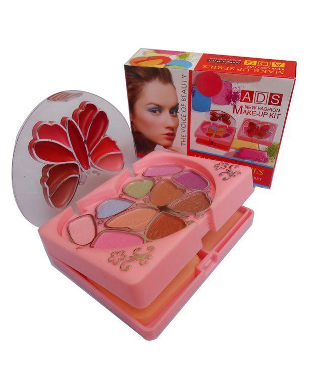 ADS New Fashion Makeup Kit Pure Mineral Make-up Secret ...