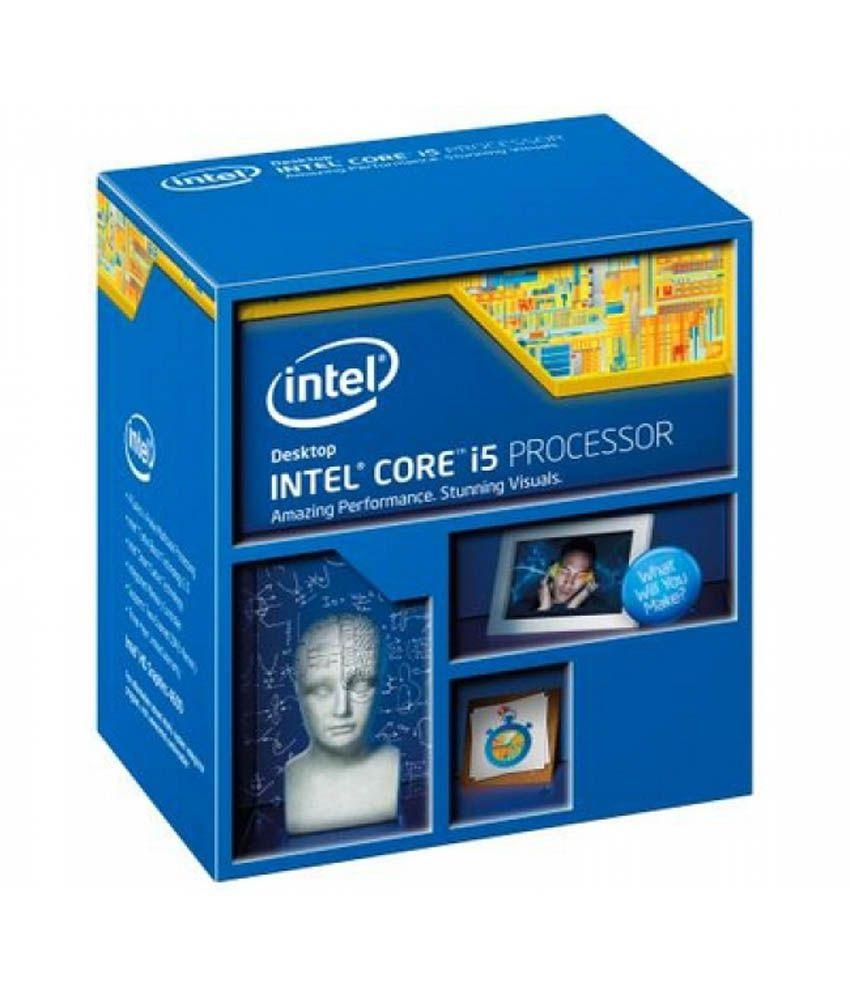 Intel Core i5-4690 Processor (6M Cache, up to 3.90 GHz)
