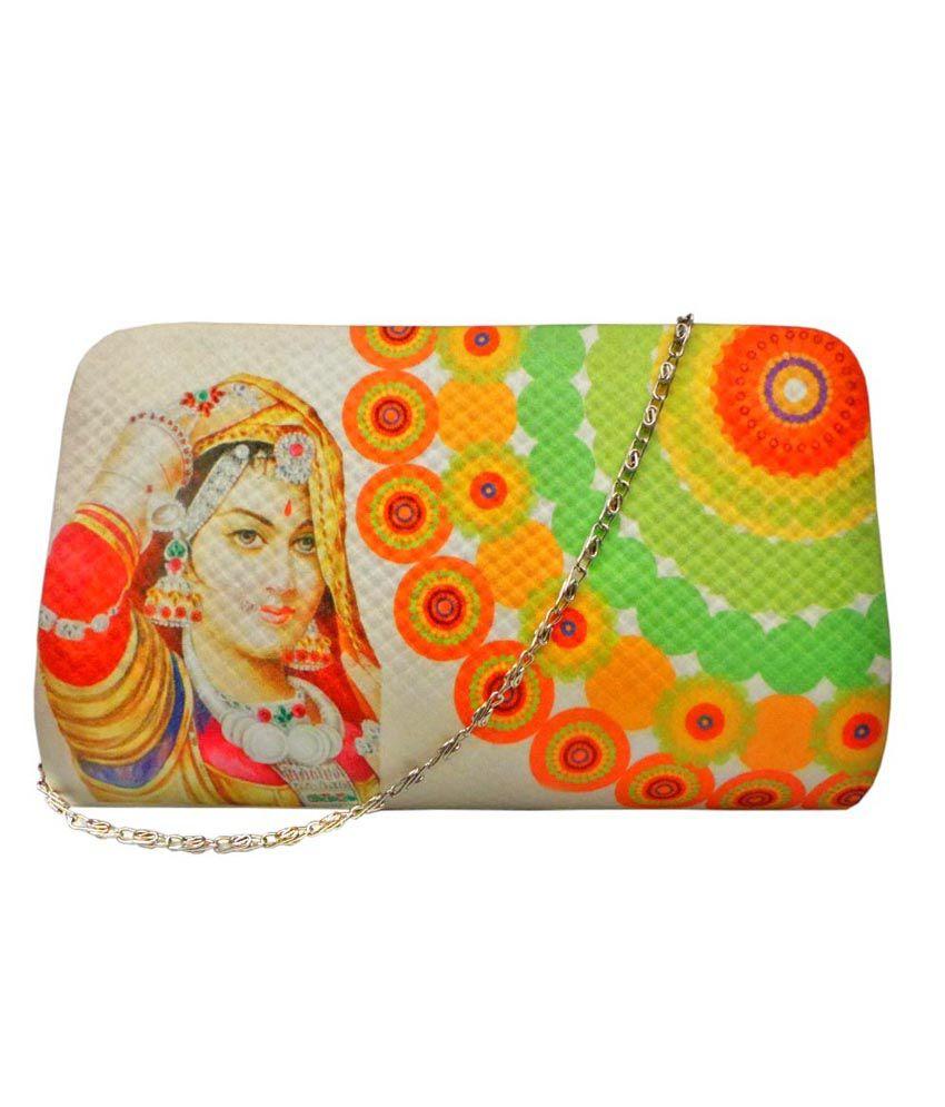 Bhamini Digital Trendy Clutch